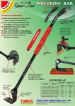 Demolition & Renovation Hand Tools - GearJaw Wrecking Bar