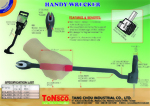 "Handy Wrecker 1/2"" Square Beam"