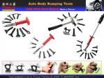 [E] Auto Body Bumping Tools