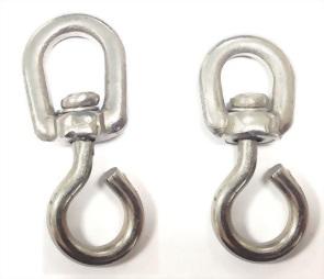 白鐵鈎型單轉環