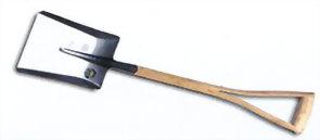 12_STAINLESS STEEL SHOVEL