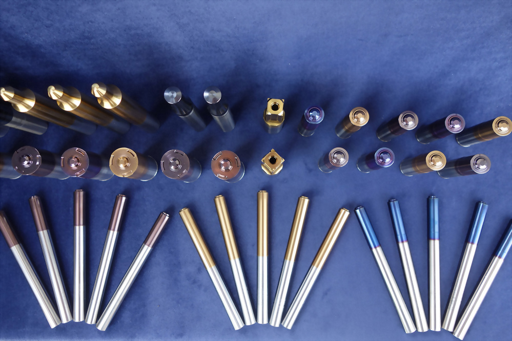 Coated Punch Pins