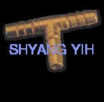 Tee-joint bayonets