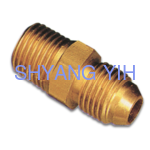 Brass Flare Tube Fitting