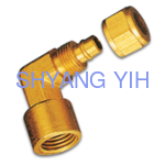 Brass Nylon Hose Fitting