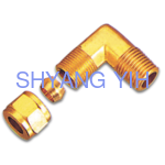 Brass Slwwvw Tube Fitting