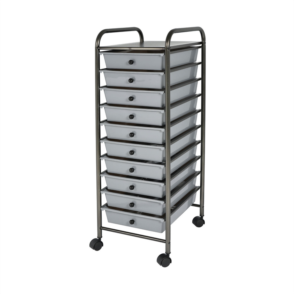 10 Drawer Trolley