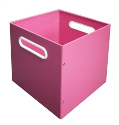 Office File Cube Storage Bin