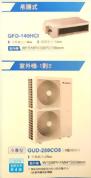 U-MATCH 1對2 商用冷專空調 (吊隱式)