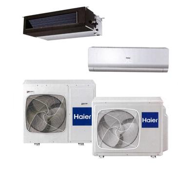 海爾一對多變頻冷氣、海爾一對多冷暖空調 - 和陞工程
