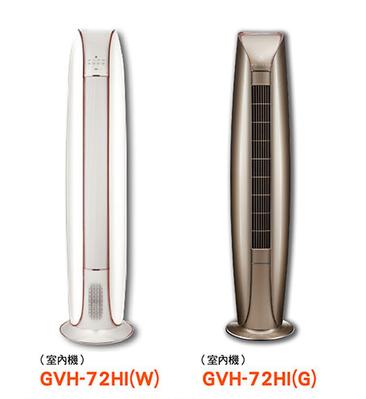 GVH 一對一冷暖金貝櫃機