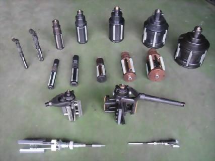 8. 汽缸磨缸機用磨缸頭