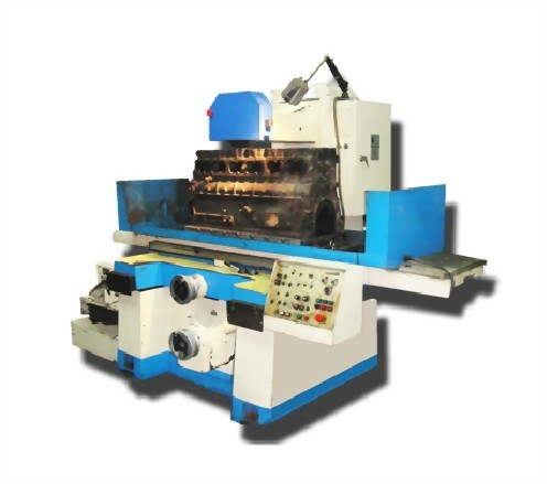 5. Precision surface grinder