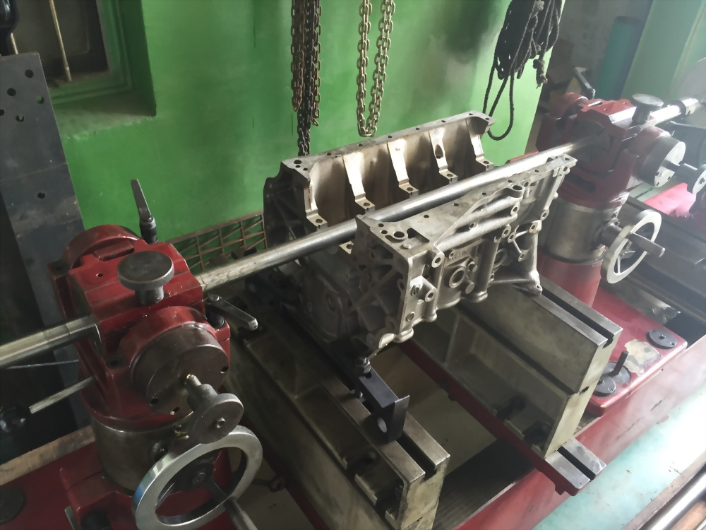 Line boring machine AMC L1500