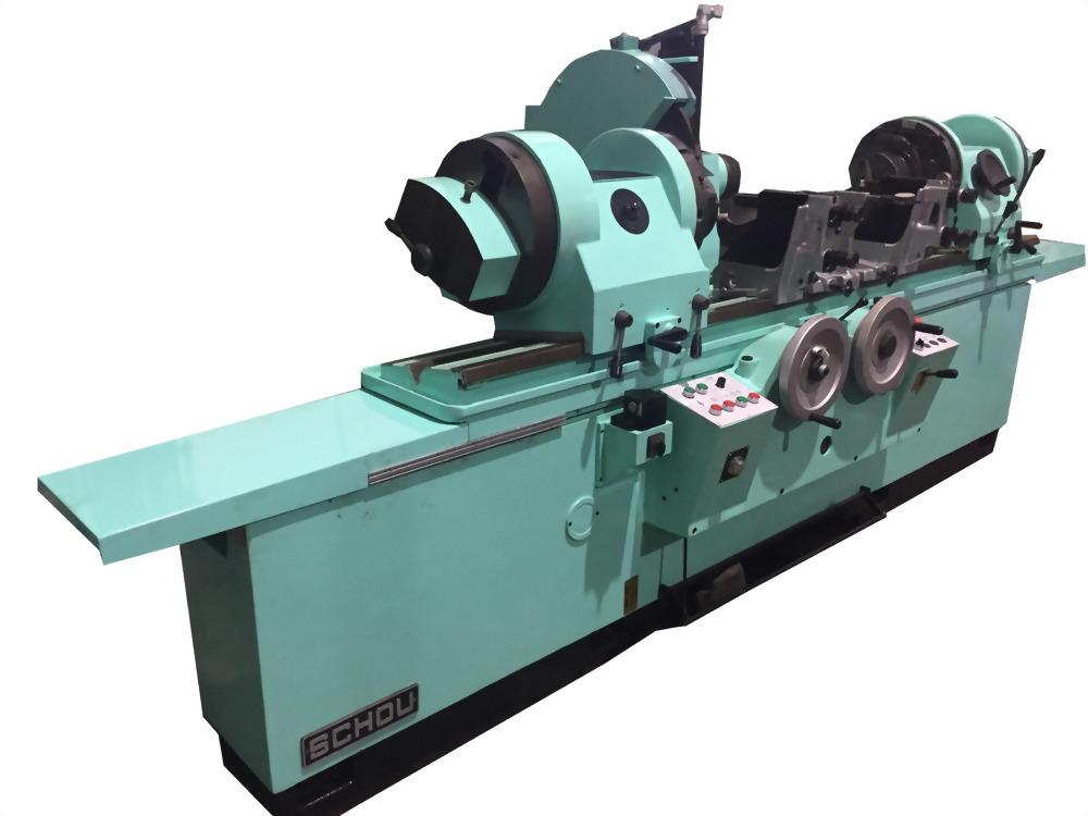 SCHOU crankshaft grinding machine