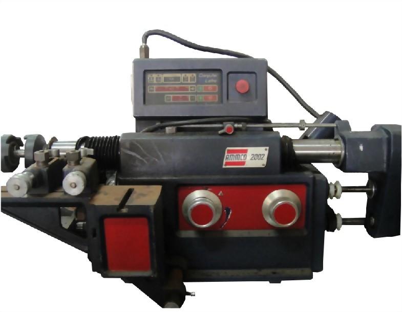 11. Ammco 剎車碟鼓修整機 2002