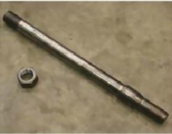 18. Ammco 剎車碟鼓修整機負重型主軸 3481
