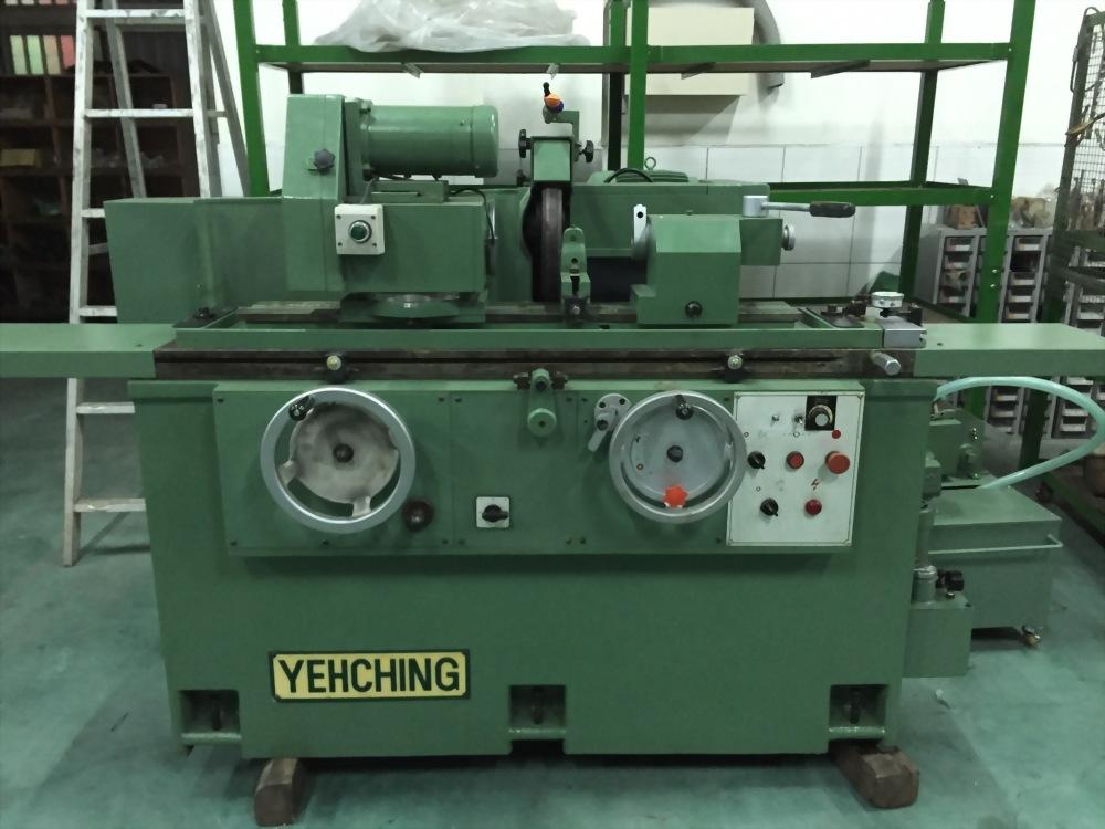 YEHCHING(葉青)圓軸精密磨床 YC-500