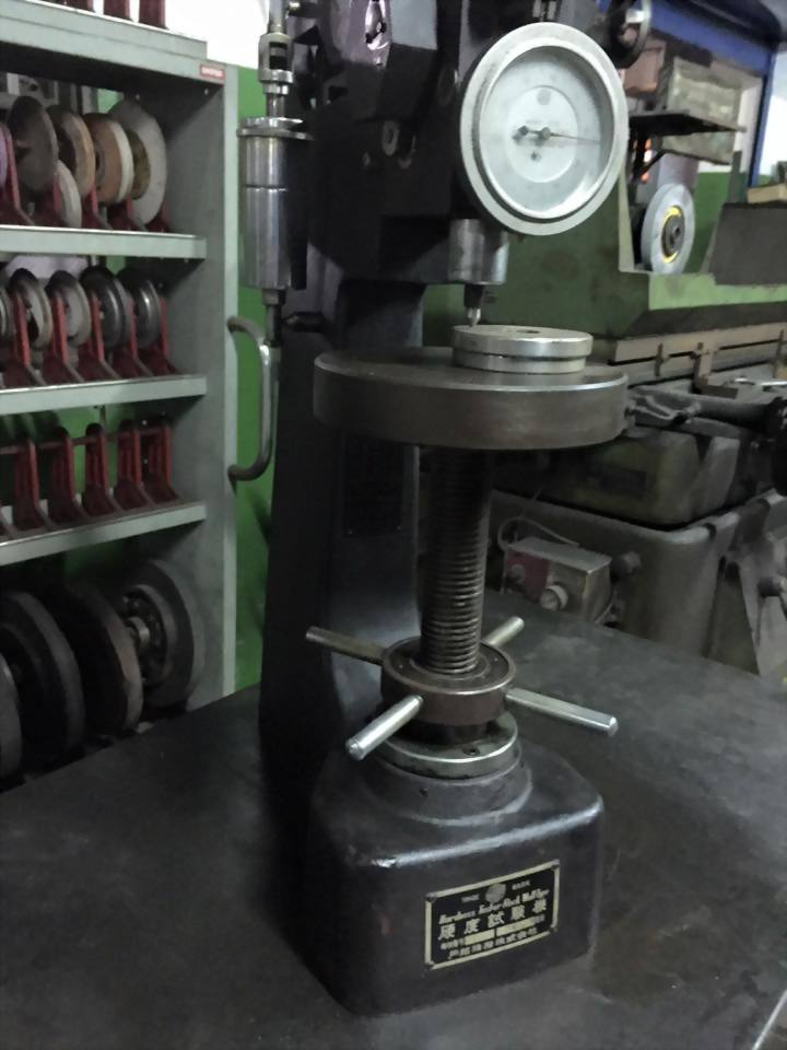 MARK TRADE hardness testing machine (Japan)