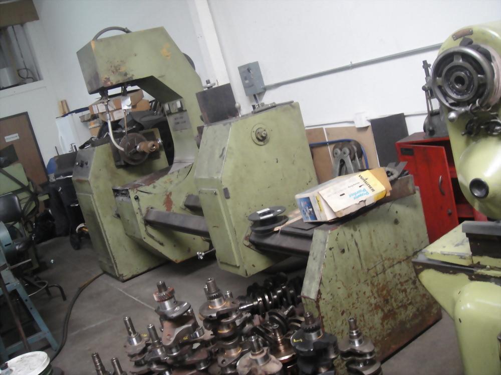 美國LA曲軸焊接機