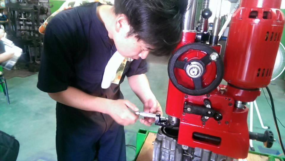 2015.11.28 BRE Japan Kanto purchase cylinder boring machine