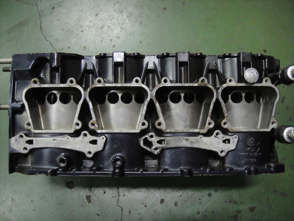 2012.10.18船外機引擎大修