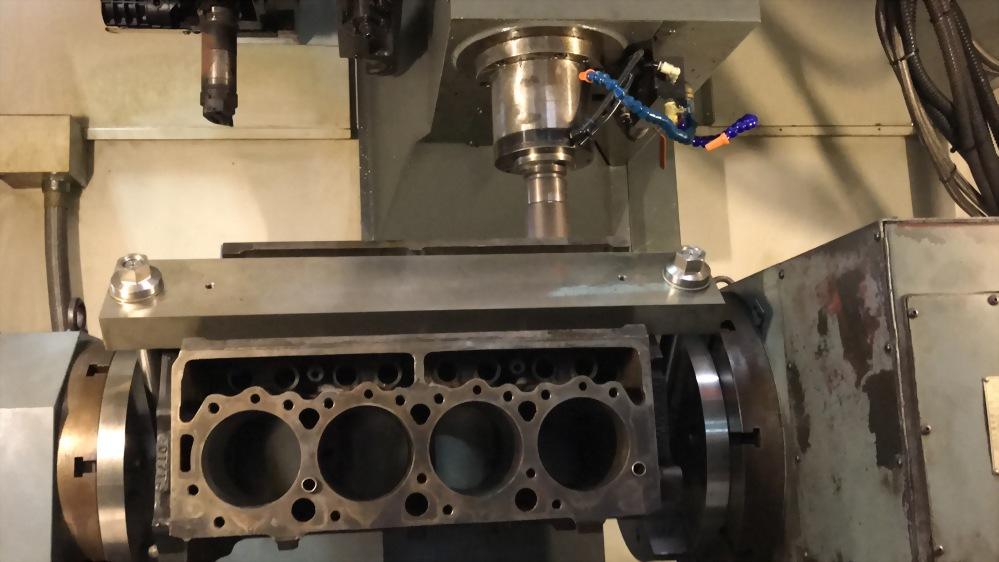 V8引擎搪缸