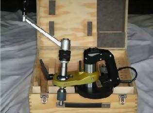 valve refacing machine