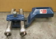 36. Ammco 7900 Heavy Duty Twin Disc Cutter Brake Lathe