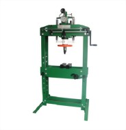 1. Manual Hydraulic-Press 15T (General)