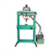 Electric hand press