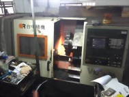 Precision machine CNC 26 lathe (rotary diameter 400mm)