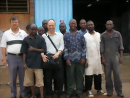 2007.12.24 visit to Malawi in Africa - Longway University of science and technology