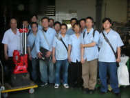 2009.02.25 District Vocational Training Council to visit