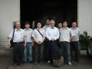 2012.04.14 Italy and Nangang Exhibition to auto parts manufacturers