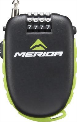Merida 輕便型4字密碼鎖