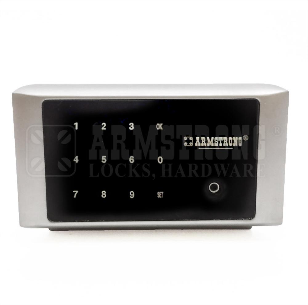 Glasschrank Smart Digital Lock für Einzeltür SDGP-407