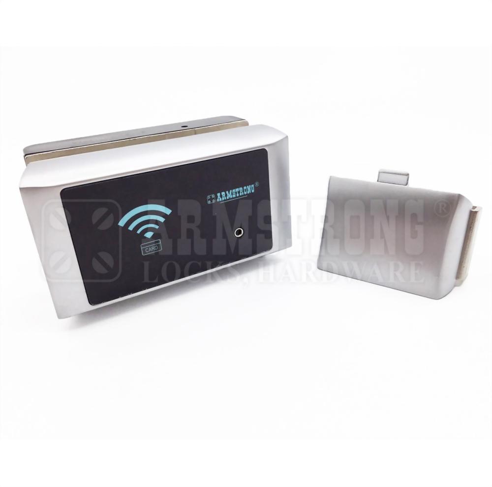 زجاج خزانة الذكية الرقمية قفل لباب مزدوج SDGC-417-5