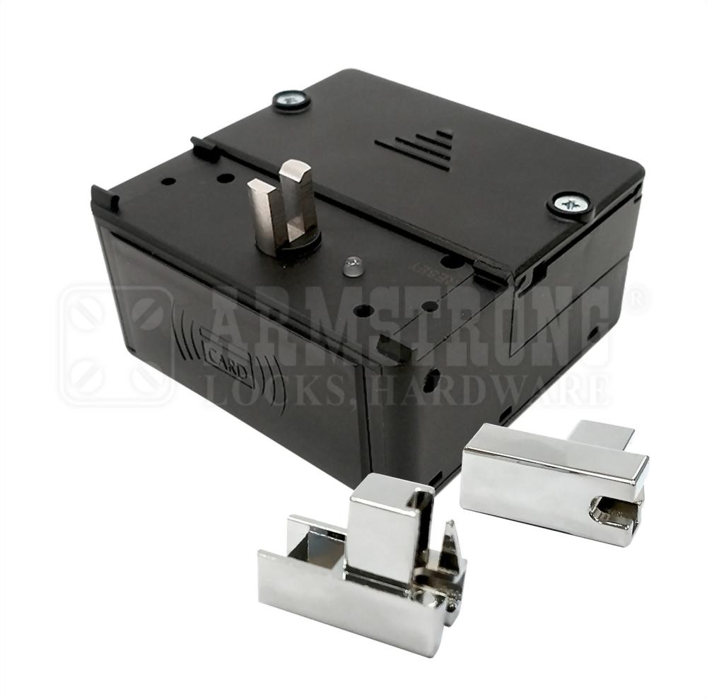 Kunci kabinet kaca tak terlihat SDGS-002 2