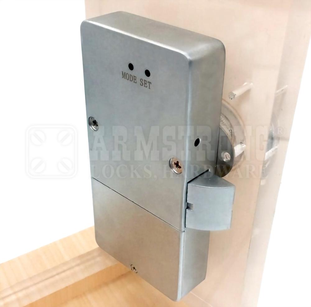 Verstärkter elektronischer Knopf Lock SDWC-MC207K