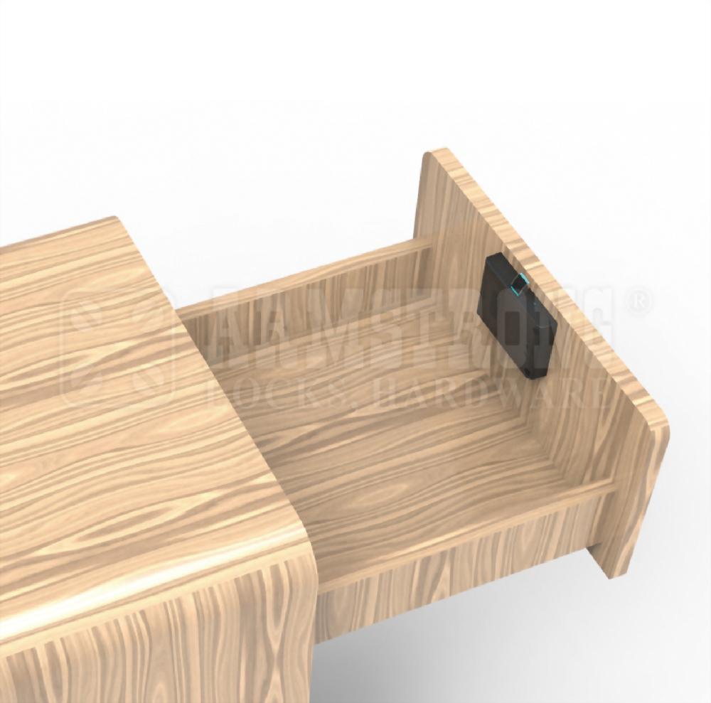 Невидимый смарт-цифровой замок для скрытого замка SDWS-001