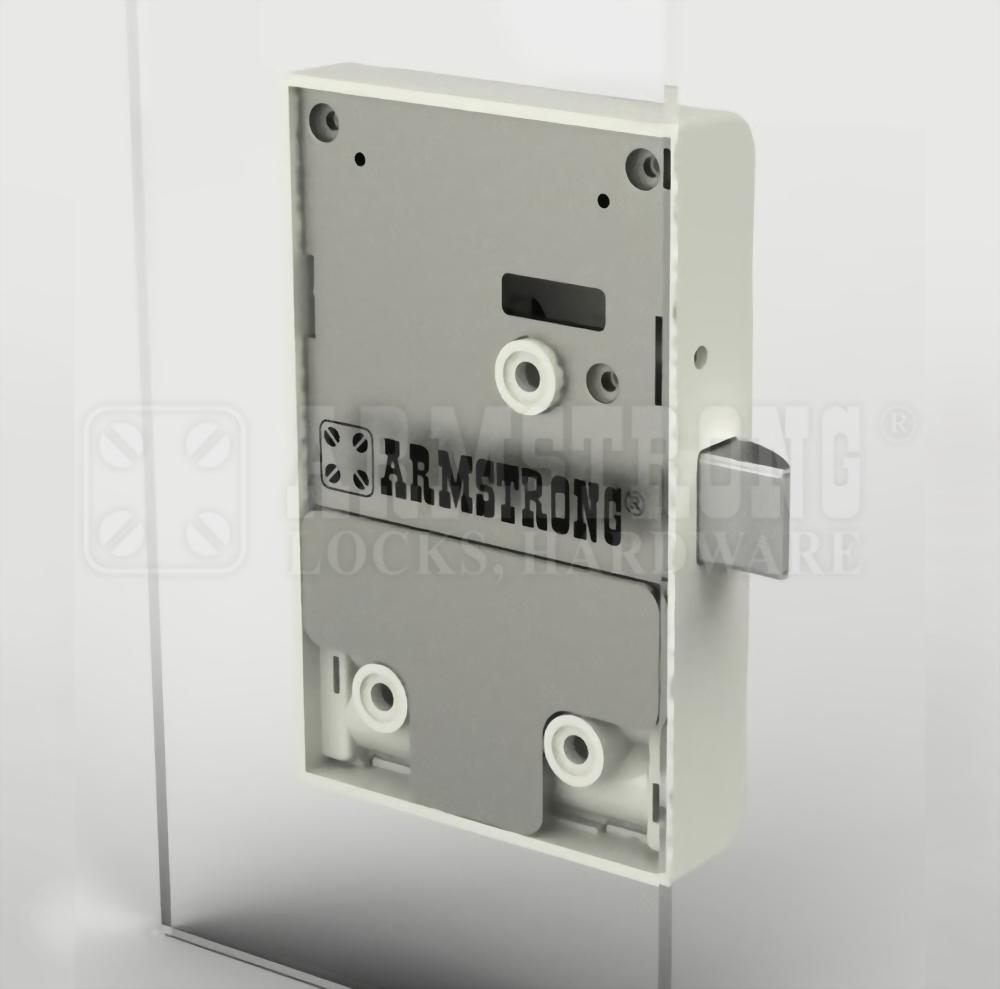Kunci Digital Cerdas Tak Terlihat untuk Kunci Tersembunyi Kabinet SDWS-001
