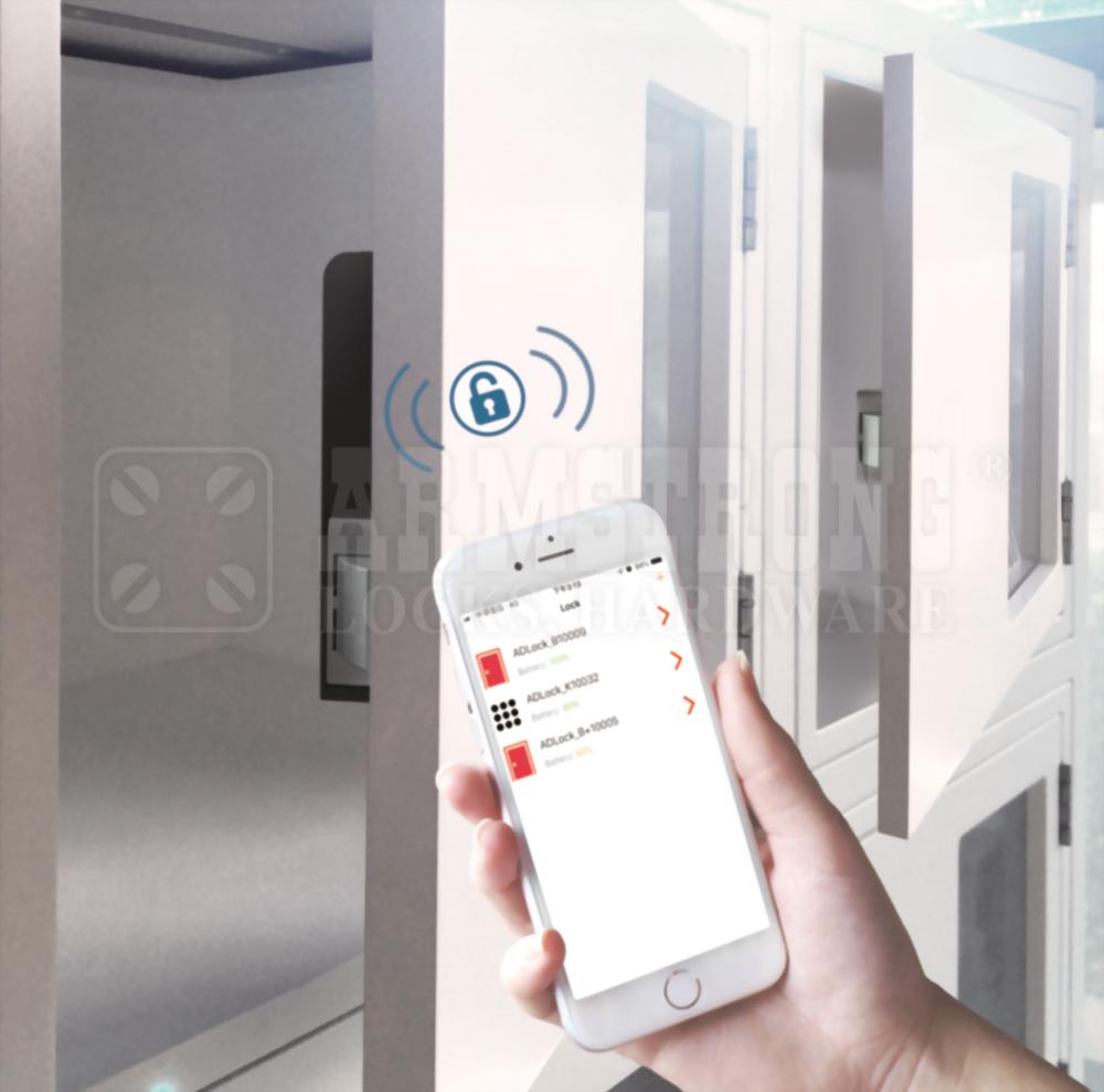 Bluetooth Lock- latch locking BTLS-001