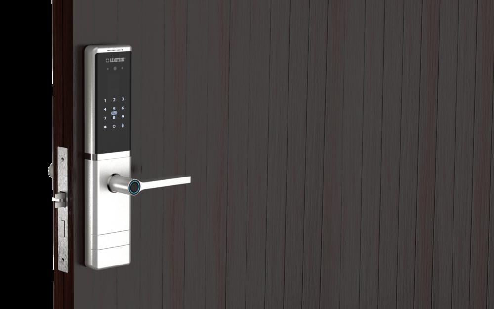 Умный цифровой дверной замок 3