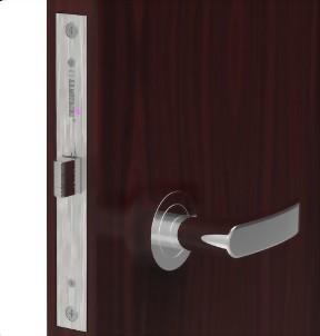ประตูล็อคแบบดิจิตอลที่มองไม่เห็นแบบสมาร์ท - SDDS-001-4