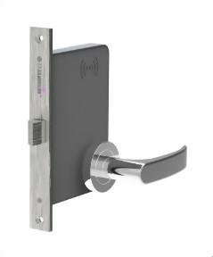 ประตูล็อคแบบดิจิตอลที่มองไม่เห็นแบบสมาร์ท - SDDS-001-5