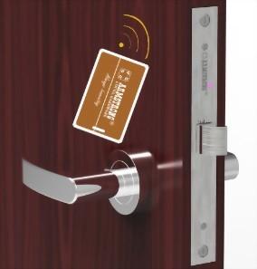 ประตูล็อคแบบดิจิตอลที่มองไม่เห็นแบบสมาร์ท - SDDS-001