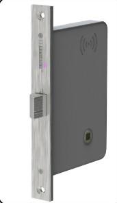 Smart Digital Invisible Door Lock - SDDS-001 1