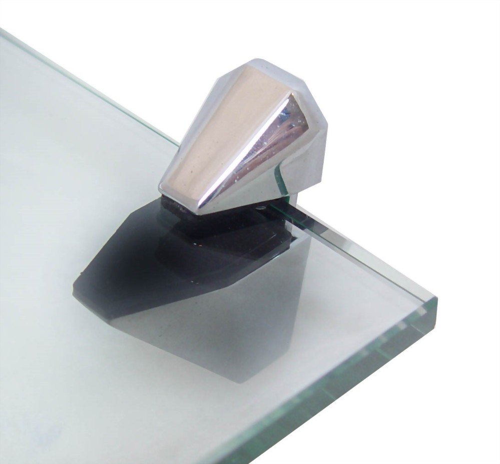 Degree Glass Cabinet Clamp