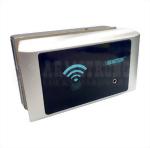 Bloqueio digital inteligente para porta de vidro SDGC-407